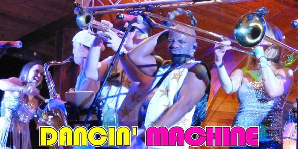 dancin machine band